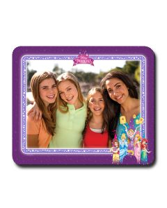 Purple Princesses Mouse Pad