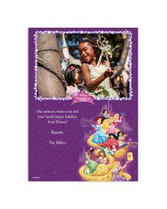 Purple Princesses Card