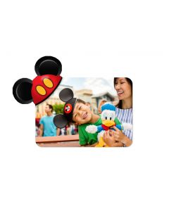 Mickey Mouse Pants Mickey Ears Magnet