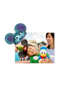 Sulley Mickey Ears Magnet