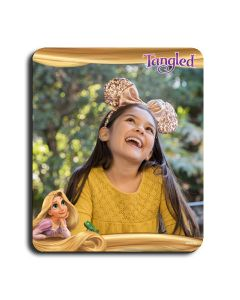 Tangled Mouse Pad (Portrait)