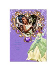 Disney Tiana Heart Card