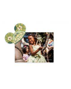 Disney Tiana Mickey Ears Magnet