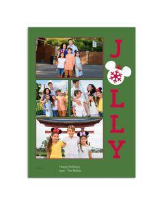Tree Farm Jolly Card