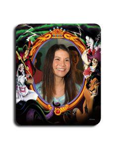 Disney Villains Mouse Pad (Portrait)