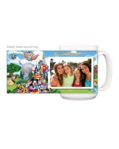 Walt Disney World Mug